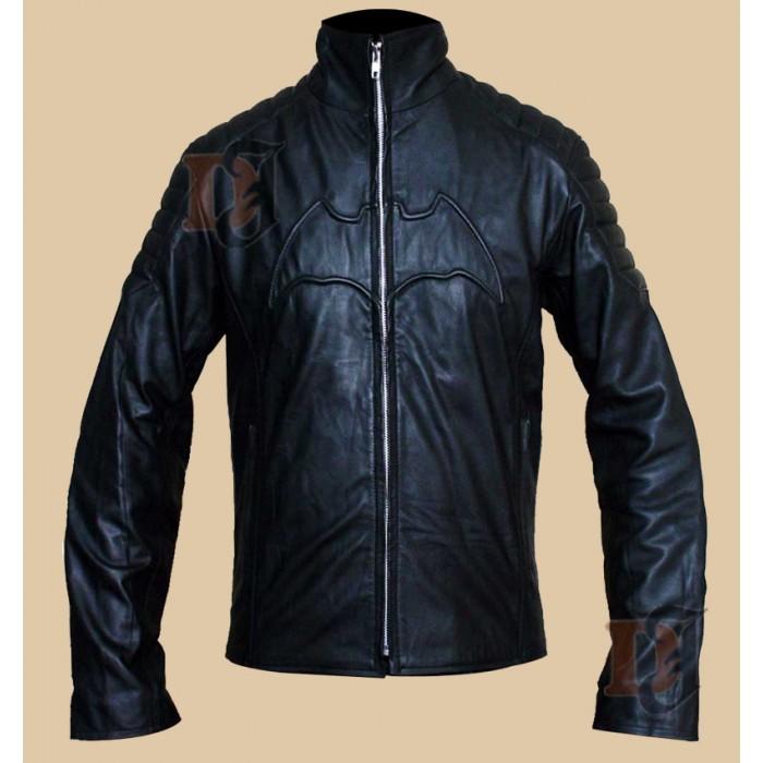 Batman leather Jacket-700×700