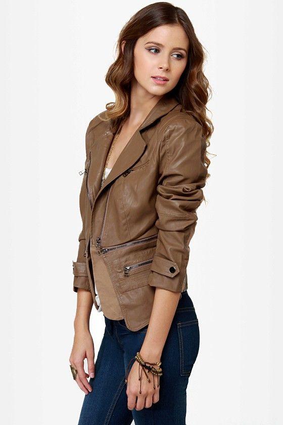 Natalie Portman Leather Jacket - My Blog
