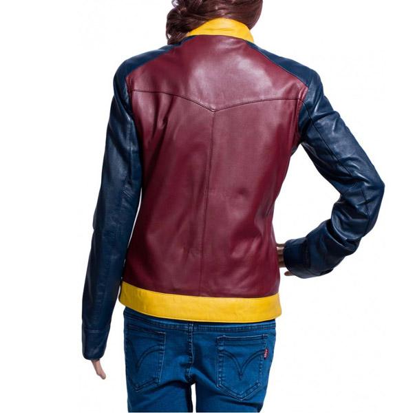 Wonder Woman Leather Jacket 1