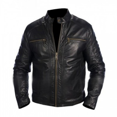 Andrew Marc Mens Leather Jacket-400×400
