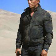 Daniel Craig Quantum Of Solace James Bond Leather Jacket (1)