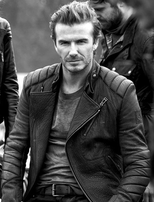 David-Beckham-Black-Biker-Jacket