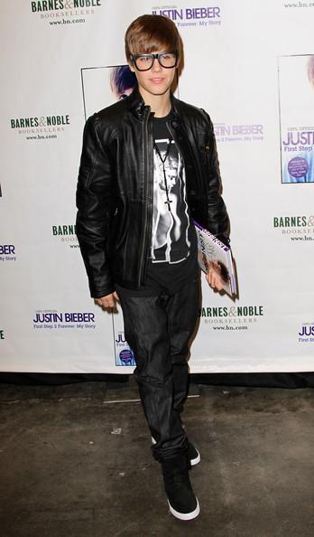 Justin+Bieber+Outerwear+Leather+Jacket+d0GrclNZxDjl