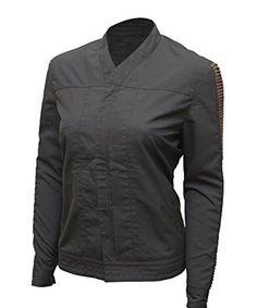 Rogue One Jyn Erso Star Wars Womens Cotton Jacket (2)