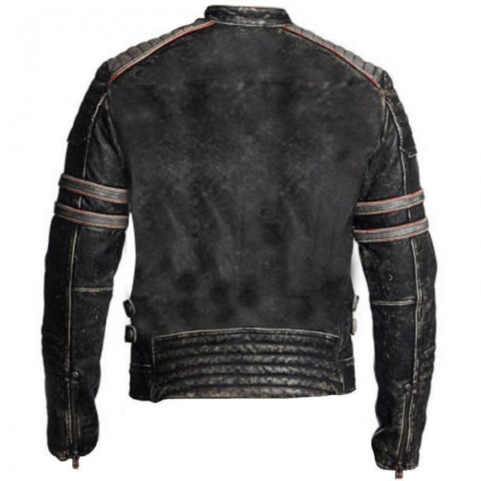 Vintage Motorcycle Distressed Black2-700×700