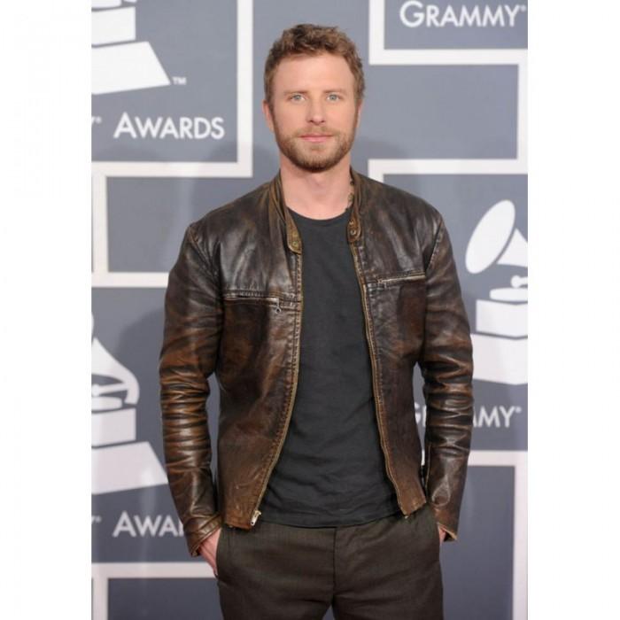 dierks-bentley-dark-brown-grammy-awards-leather-jacket 1-700×700