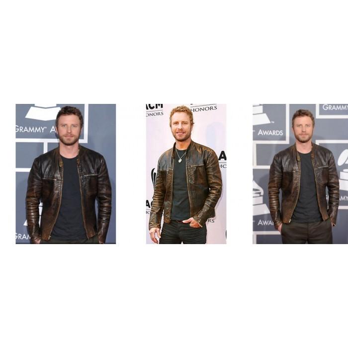dierks-bentley-dark-brown-grammy-awards-leather-jacket 5-700×700