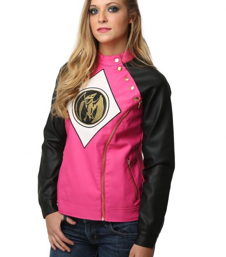 power rangers leather jackets