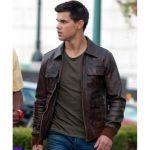Abduction Taylor Lautner Leather Jacket (1)