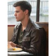 Abduction Taylor Lautner Leather Jacket (3)