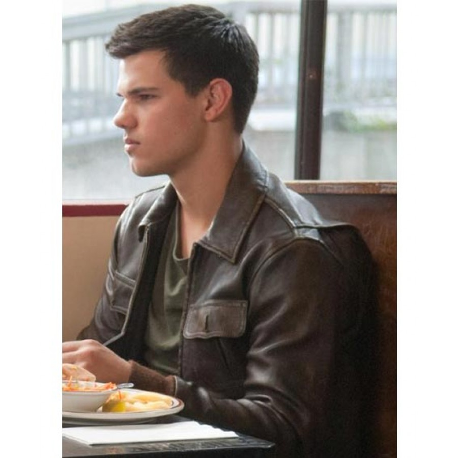 Abduction Taylor Lautner Leather Jacket | Movies Leather ...
