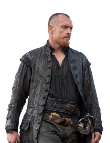 e13b4330eb64 ... Black-Sails-S3-Pirate-Captain-Flint-Costume-Leather-