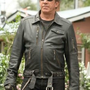 Doug Madsen Wild Hogs Tim Allen Leather Jacket (1)