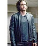 Edgar Ramirez Deliver Us From Evil Black Leather Jacket (1)