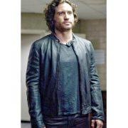 Edgar Ramirez Deliver Us From Evil Black Leather Jacket (1)
