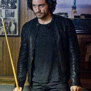 Edgar Ramirez Deliver Us From Evil Black Leather Jacket (3)
