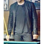 Edgar Ramirez Deliver Us From Evil Black Leather Jacket (4)