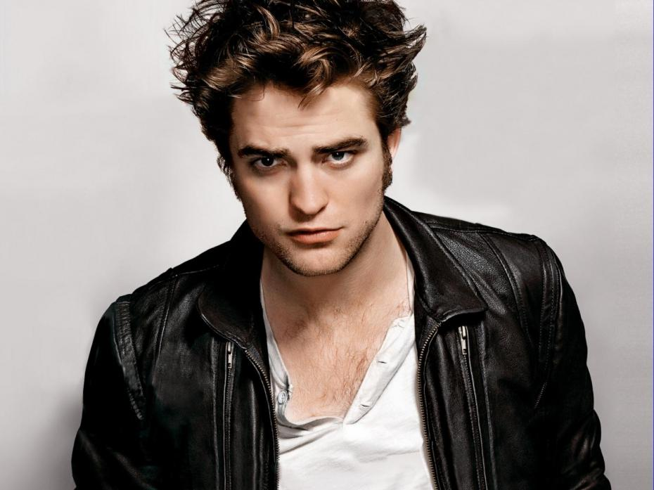 Edward Cullen Twilight Robert Pattinson Leather Jacke (3)