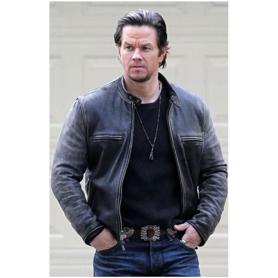 Mark wright leather jacket