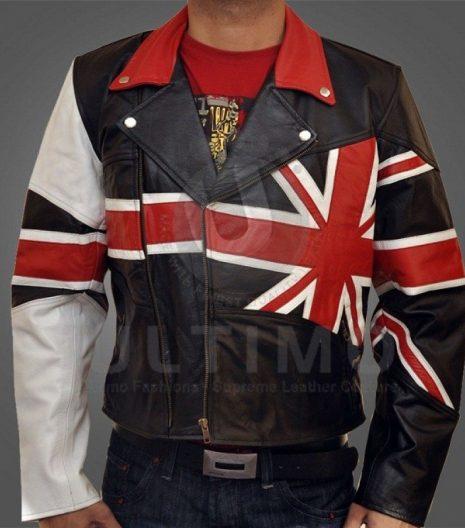 Uk Flag jacket