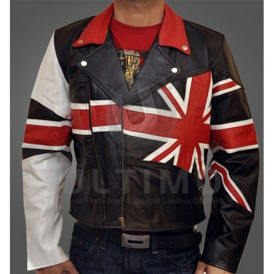 Uk Flag jacket