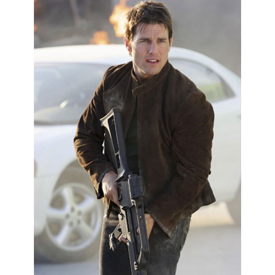 Ethan Hunt Mission Impossible 3 Tom Cruise Jacket In UK ...