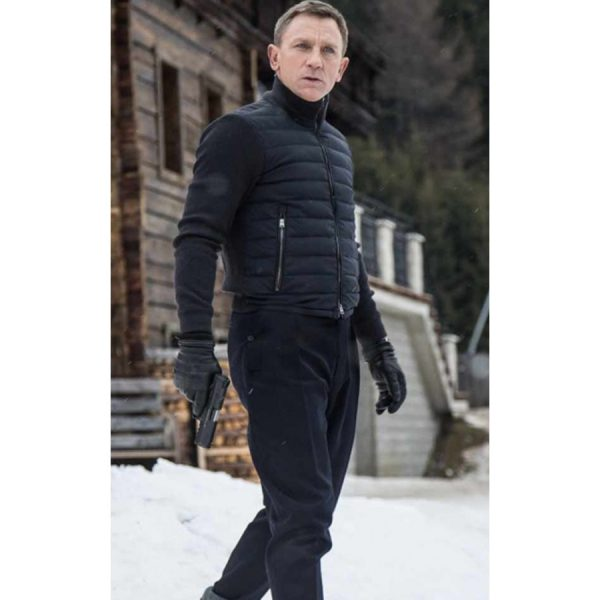 Daniel Craig James Bond Spectre Jacket