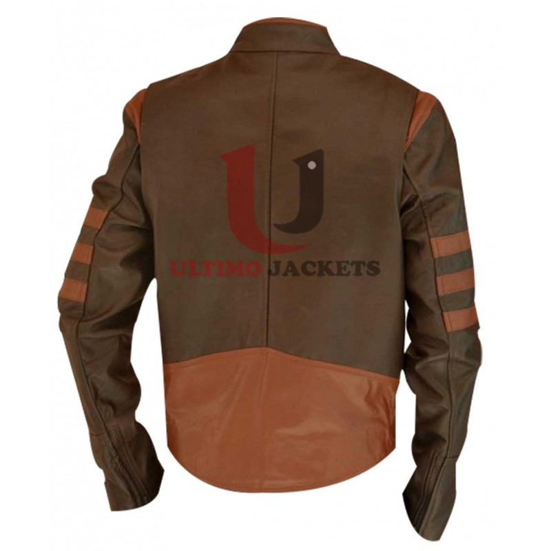 xmen leather jacket