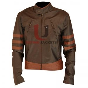 xmen leather jacket