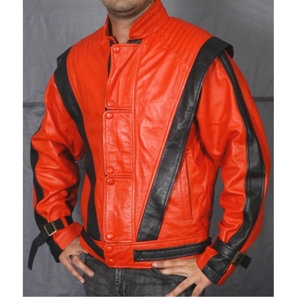 b2d6dee7a Michael Jackson Thriller Leather Jacket