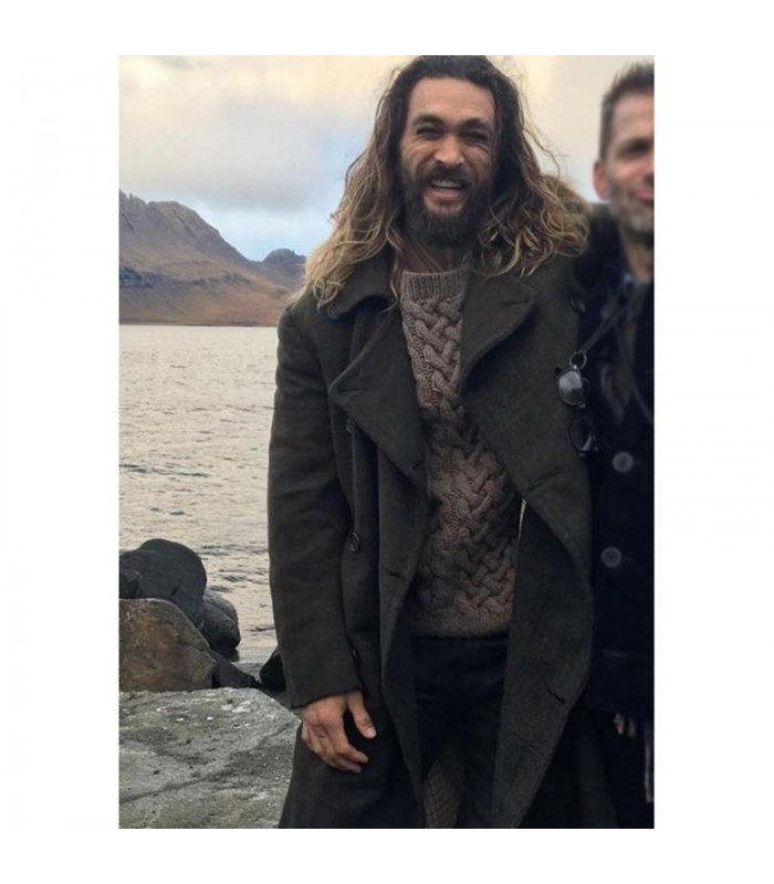 ARTHUR CURRY JUSTICE LEAGUE MOVIE AQUAMAN WOOL COAT1