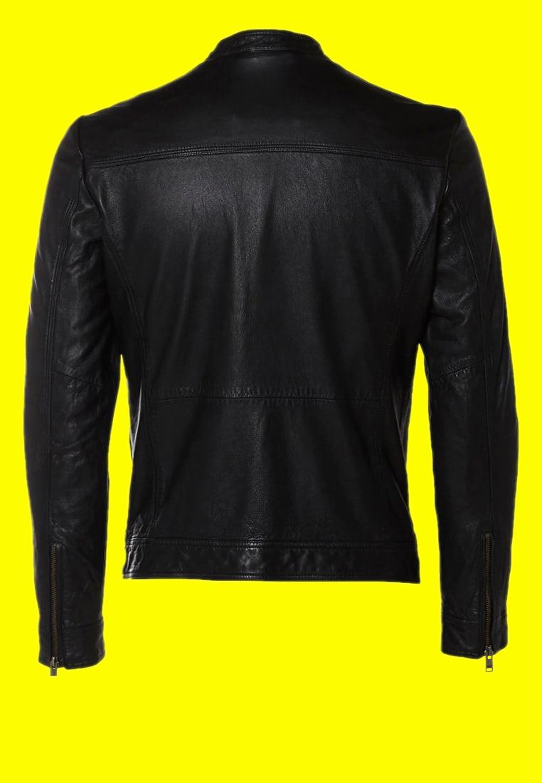 Black Leather Jacket (2)