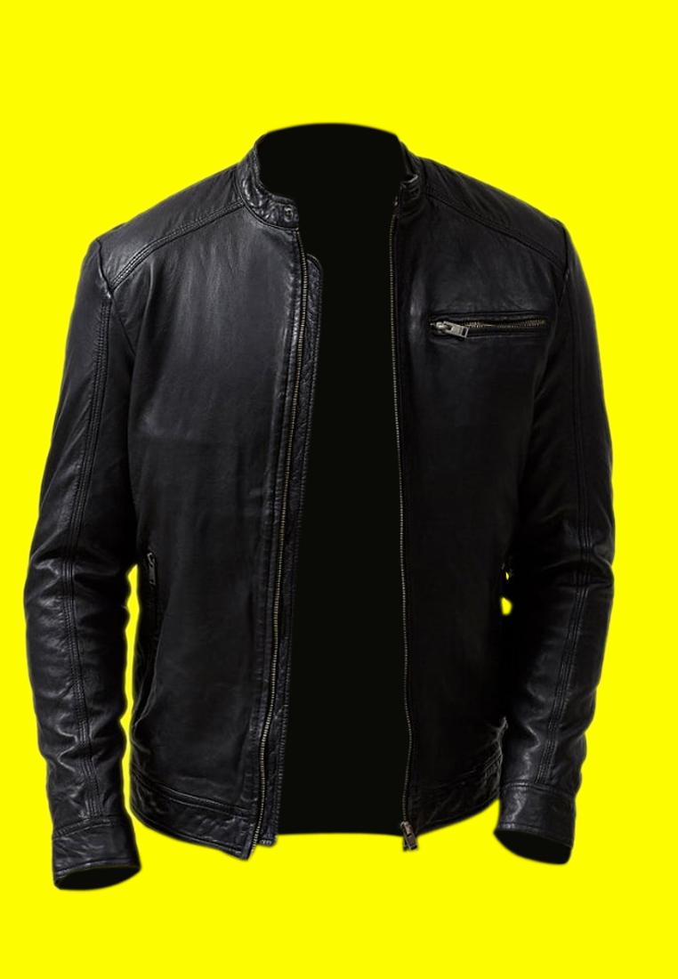 Black Leather Jacket (3)