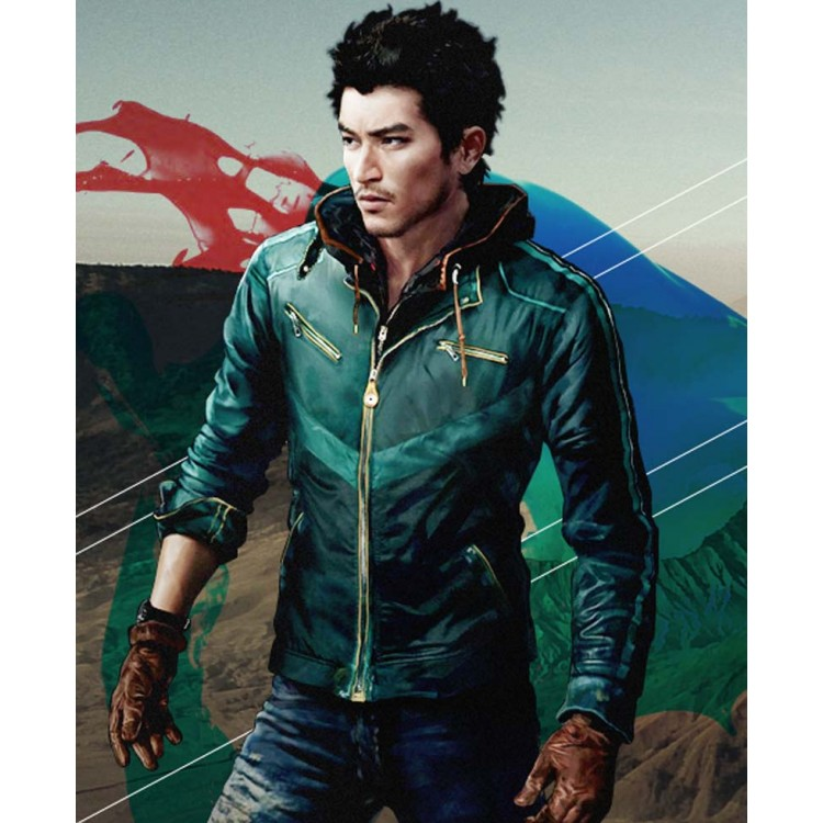 Far Cry 4 Video Game Ajay Ghale Jacket In Uk Usa Canada Australia