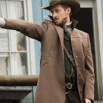Legends Of Tomorrow Rip Hunter Brown Trench Coat (2)