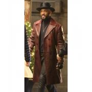 Suicide Squad Will Smith (Deadshot) Trench Leather Coat1