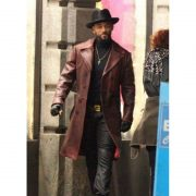 Suicide Squad Will Smith (Deadshot) Trench Leather Coat2