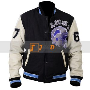 hill cop bomber jacket