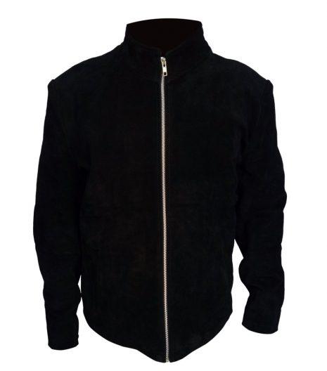 James Bond Daniel Craig Spectre Suede Leather Jacket