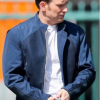 The Winter Soldier Captain America Blue Jacket