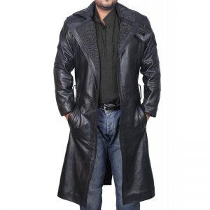 Blade Runner Black Leather coat
