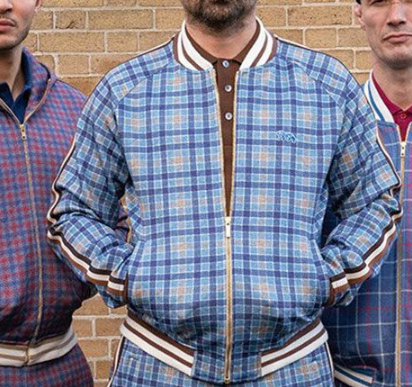 colin farrell jacket the gentlemen