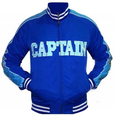 Captain Boomerang Suicide Squad Blue Jai Courtney Bomber Satin Jacket (1)-400×400