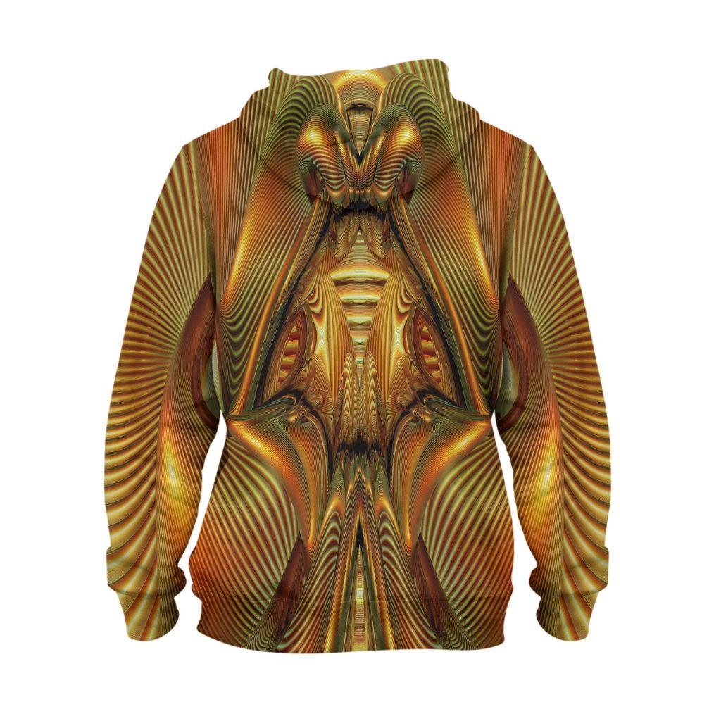 Abstract Art Design Hoodie – 3D Printed Pullover Hoodie1