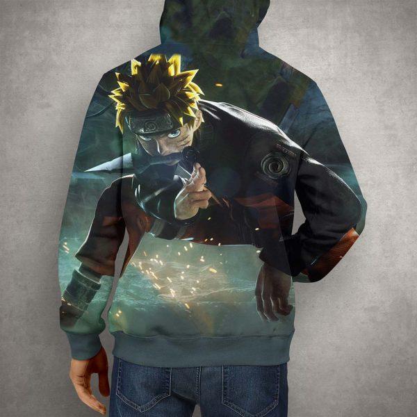 Anime Naruto Hoodie – Jump Force Hoodie32
