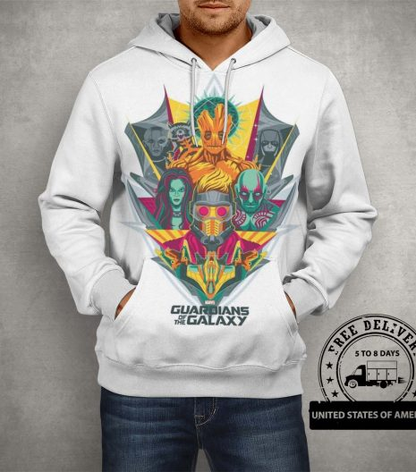 Guardian of the Galaxy Pullover Hoodie