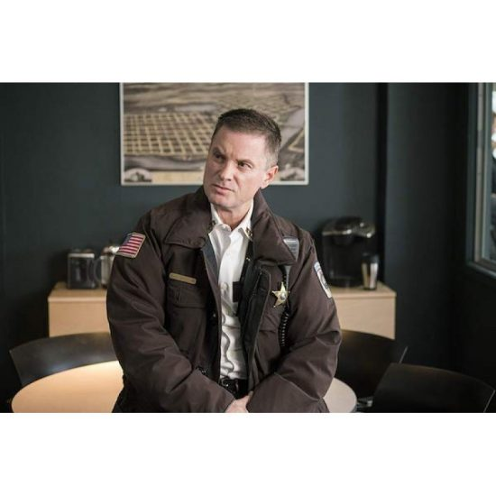 Mission Impossible 7 Shea Whigham Cotton Jacket 2021