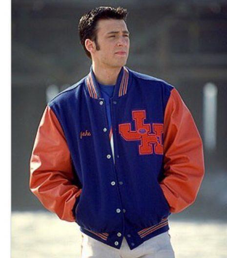 Not Another Teen Chris Evans (Jake Wyler) Jacket