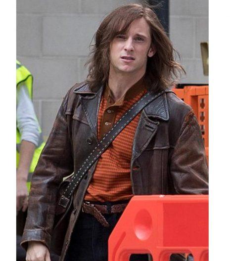 Rocketman Jamie Bell Leather Jacket