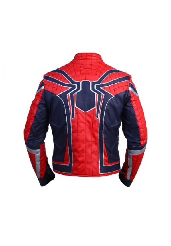 Avengers-Infinty-War-Spider-Man-Leather-Jacket-4-600×860